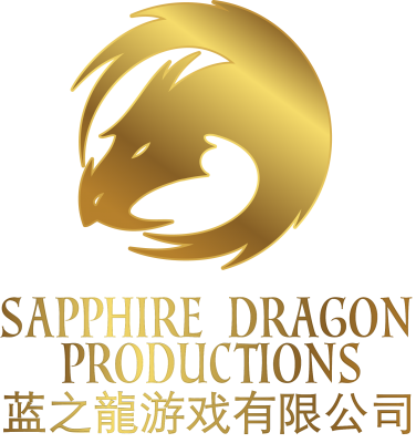 Sapphire Dragon Productions Logo
